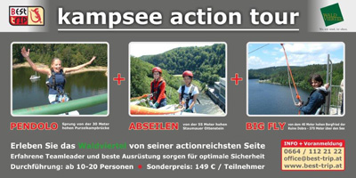 kampsee action tour